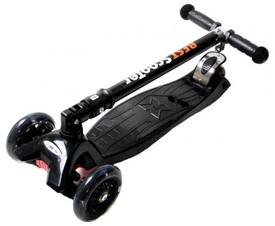 Maxi Scooter Medoo Plus Черный (2T1048)