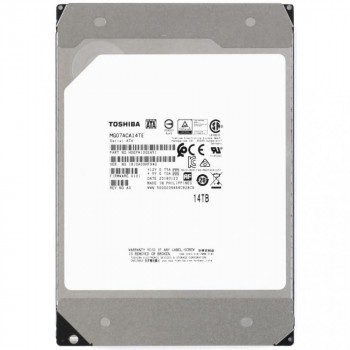 "HDD внутренний TOSHIBA 3.5"" Server 14TB SATA III-600, 256MB 7200rpm"