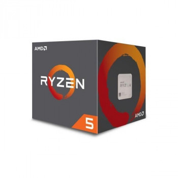 Процессор AMD AM4 Ryzen 5 1600 3.4GHz YD1600BBAFBOX