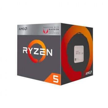 Процессор AMD AM4 Ryzen 5 2600 3.4GHz 16MB YD2600BBAFBOX