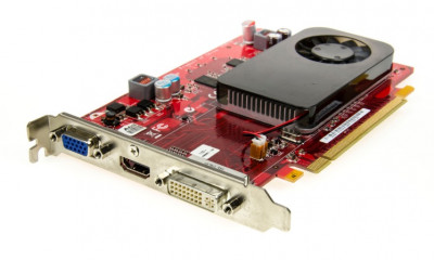 Відеокарта AMD RADEON HD 4650 1GB 128Bit DVI, VGA HDMI (AMD-HD4650)