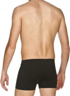 Плавки Arena M Solid Short 2A257-055 XL Black/White (3468335517810) - изображение 4