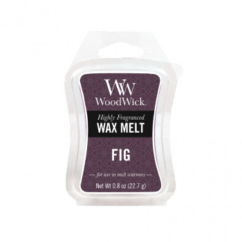 Аромавоск для аромаламп Wax Melt Fig Woodwick 23мл 57248E