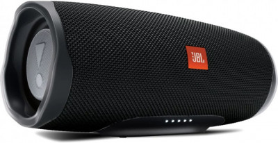 Акустична система JBL Charge 4 Midnight Black (JBLCHARGE4BLK), б/у