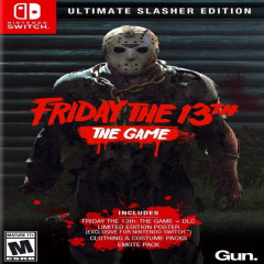 Friday the 13th: The Game Ultimate Slasher Edition (з російськими субтитрами) Nintendo Switch