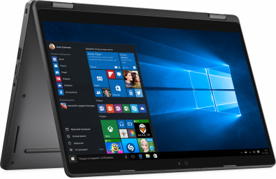 Ноутбук Dell Latitude 5300 2-in-1 (N289L530013ERC_W10) Black