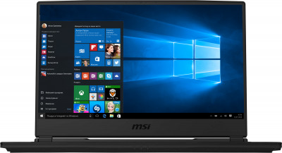 Ноутбук MSI GL65 9SE (GL659SE-278BY) Black