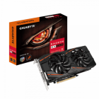 Видеокарта Gigabyte Pci-Ex Radeon Rx 580 Gaming 4Gb Gddr5 (256Bit) (1340/7000) (Dvi, Hdmi, 3 X Display Port) (Gv-Rx580Gaming-4Gd) - изображение 1