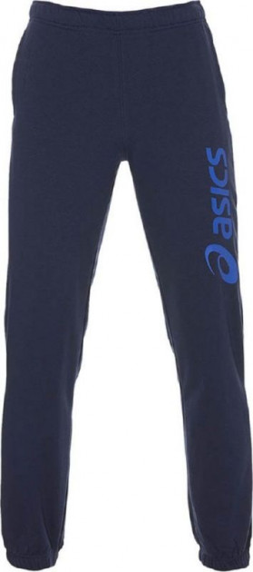 Штаны Asics ASICS BIG LOGO SWEAT PANT S синий c-2031A977-004 - изображение 1