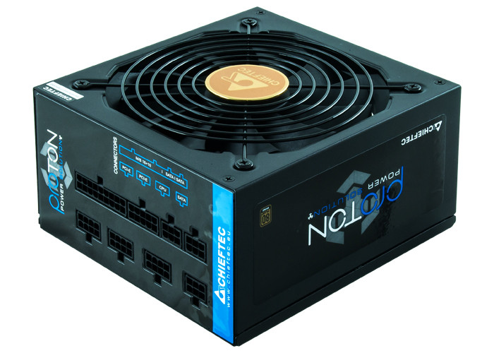 Блок питания Chieftec 650W BDF-650C 140 mm Fan Modular Retail Box (153868)