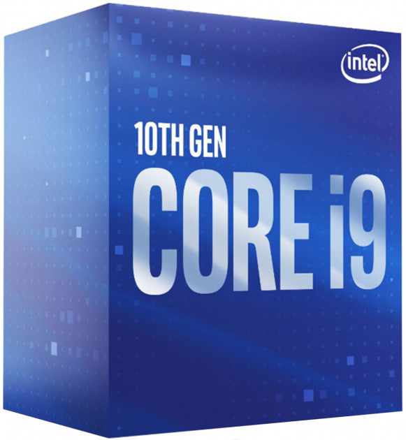 Процессор Intel Core i9-10900 2.8GHz/20MB (BX8070110900) s1200 BOX - изображение 1