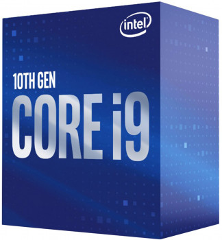 Процесор Intel Core i9-10900 2.8 GHz / 20 MB (BX8070110900) s1200 BOX