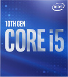 Процессор Intel Core i5-10600K 4.1GHz/12MB (BX8070110600K) s1200 BOX - изображение 3