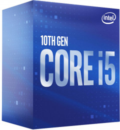 Процессор Intel Core i5-10600K 4.1GHz/12MB (BX8070110600K) s1200 BOX
