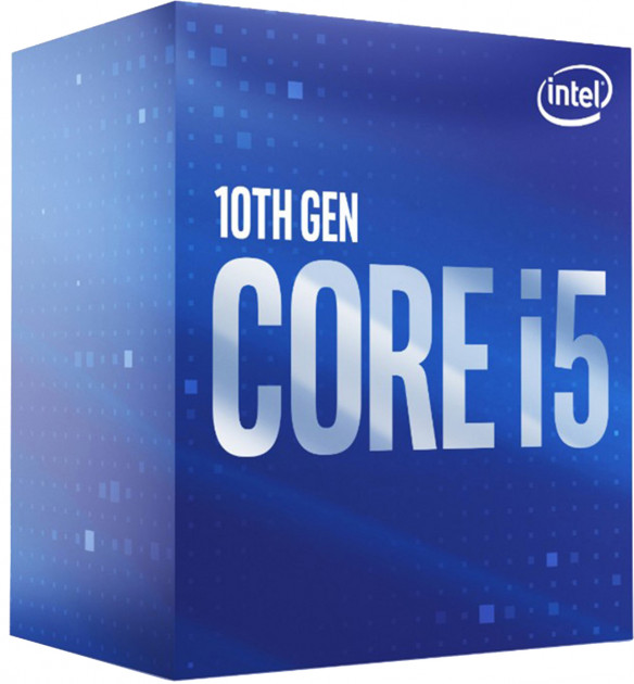 Процесор Intel Core i5-10400 2.9GHz / 12MB (BX8070110400) s1200 BOX - зображення 1