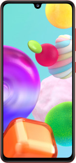 Мобильный телефон Samsung Galaxy A41 4/64GB Prism Crush Red (SM-A415FZRDSEK)