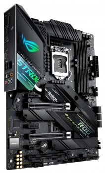 Материнська плата Asus ROG Strix Z490-F Gaming (s1200, Intel Z490, PCI-Ex16)