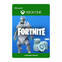 Fortnite Rogue Spider Knight Pack + 2000 V-баксов (Xbox One) – Ваучер