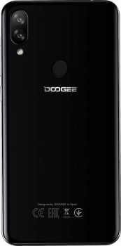 Смартфон Doogee N10 3/32Gb Black