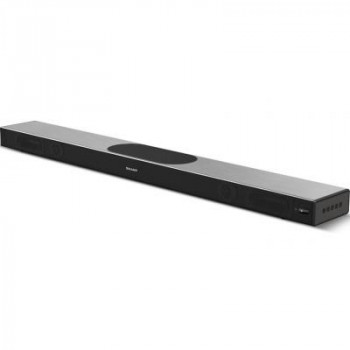 Акустическая система SHARP All-in-one Soundbar with Wi-Fi Grey (HT-SBW420GRV01)