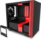 Корпус NZXT H210 Black/Red Chassis (CA-H210B-BR)