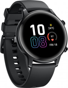 Смарт-часы Honor MagicWatch 2 42mm (HBE-B19) Agate Black (55024996)