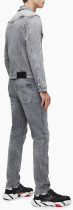 Джинсова куртка Calvin Klein Jeans J30J314665-1BZ0 S Light Grey (8719852390017) - зображення 3