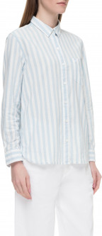 Рубашка Levi's The Ultimate Bf Shirt Annette Stripe Ch 77653-0013 L White