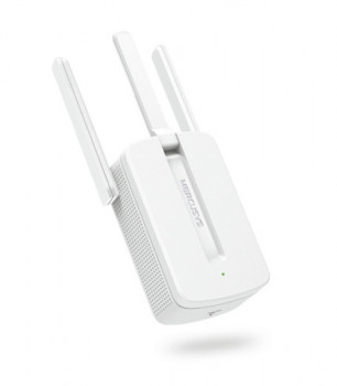 Підсилювач сигналу Mercusys MW300RE (300Mbps Wireless N Range Extender)