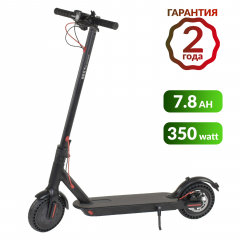"Электросамокат Best Scooter 8,5"" 350W 7,8AH Чёрный (SD-3678)"