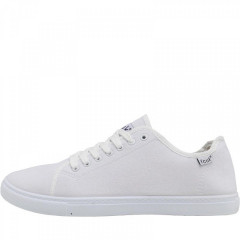 Кеди French Connection Plimsolls White White, 43 (10831790)