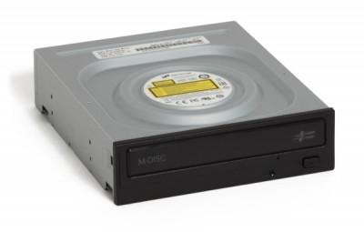 Привід DVD+/-RW HITACHI-LG GH24NSD5 SATA INT bulk Black Super Multi DVD Rewriter