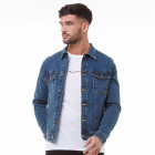 Джинсовая куртка French Connection Denim Mid Blue, XL (48) (10851596) - изображение 1
