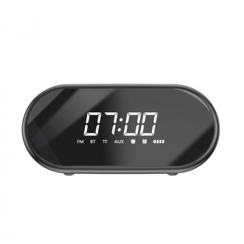 Акустическая система BASEUS Encok Wireless Speaker 24 hours on Digital Clock E09