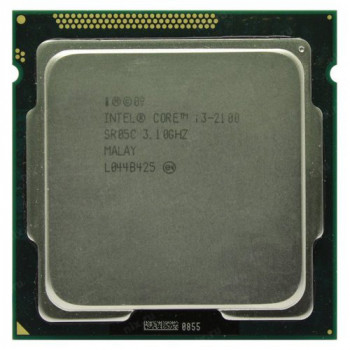 Процесор Intel Core i3-2100 Tray (LGA1155/ 2x3.1GHz/ 5 GT/s / 3МВ / Intel HD2000 / 65 Вт ) Б/У