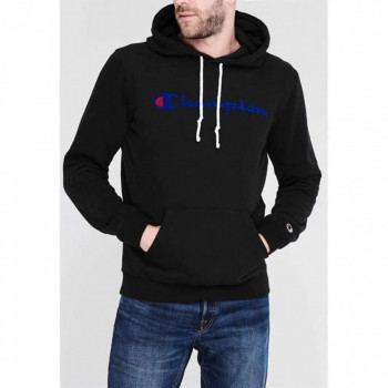 Худі Champion Basic Logo Black (10666702)