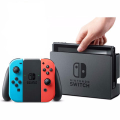 Nintendo Switch Blue Red