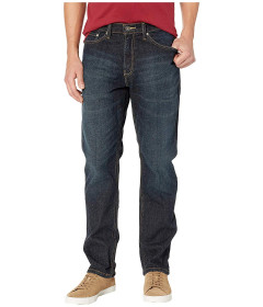 Джинси Signature by Levi Strauss & Co. Gold Label Athletic Blue Jeans, 42W 32L (10152308)