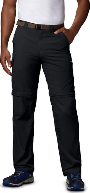 Брюки Columbia Silver Ridge Convertible Pant 1441671-010 36 (0888664362708)