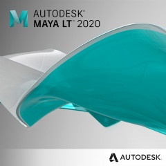 Autodesk Maya LT 2020 Commercial New Single-user ELD 3-Year Subscription (электронная лицензия) (923L1-WW3747-T268)