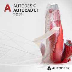 Autodesk AutoCAD LT 2021 Commercial New Single-user ELD 3-Year Subscription (электронная лицензия) (057M1-WW8839-T977)