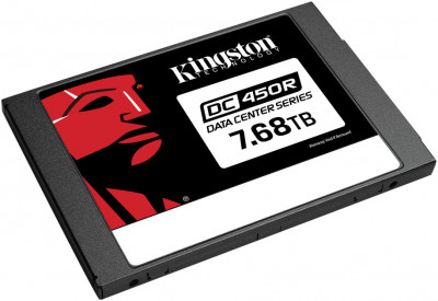 "SSD Kingston DC450R 7.68TB 2.5"" SATAIII 3D TLC (SEDC450R/7680G)"