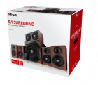TRUST 5.1 Vigor Surround Speaker System BROWN (WY36dnd-247831) - зображення 1