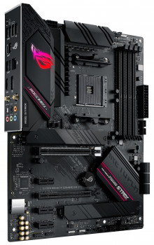 Материнська плата Asus ROG Strix B550-F Gaming (Wi-Fi) (sAM4, AMD B550, PCI-Ex16)