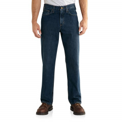 Джинси Carhartt 101483 Holter Relaxed Fit Jeans - Factory Seconds (For Big and Tall Men) Frontier , 54W 32L (11029578)
