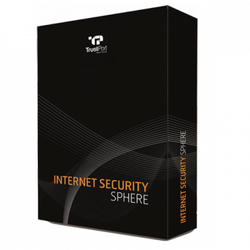 TrustPort Internet Security 1 рік 3 ПК