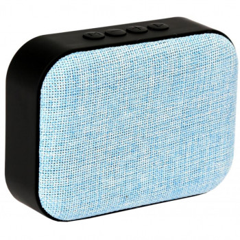 Акустическая система OMEGA OG58DG Bluetooth Fabric Blue (OG58BL)