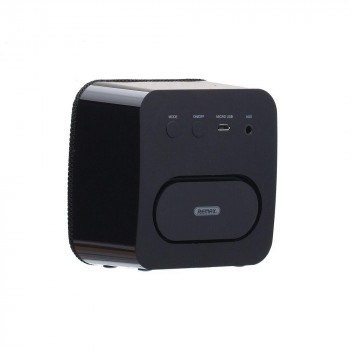 Портативная Bluetooth колонка Remax RB-M18 Black