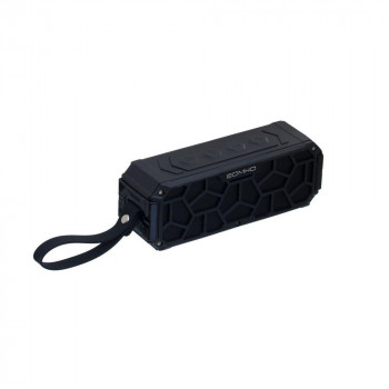 Портативная Bluetooth колонка Bluetooth Somho S308 Black