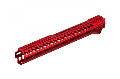 Цевье Mlok Handguard Rail in Red 15.5""